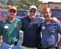 John Carlton, Frank Warren, Chris Musser