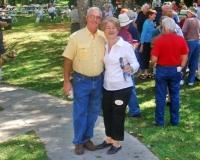 Jim and Sue Tolbert