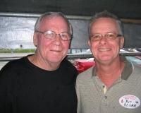 Ken Wilson, Pat Regan