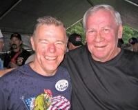 Phil Croghan, Ken Wilson