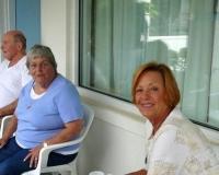Jim Nelson, Marianne Gerry, Irene Nelson