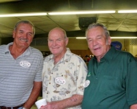 John Wood, Jim Nelson, John Gerry