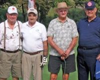 Mike Huber, Ray Kickasola, Ralph Hendricks, Ken McCullough