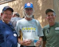 Bill Marsh, Gary Thomas, Bill Nichols