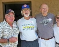 Rick Hamilton, Gary Thomas, Lohmeiers