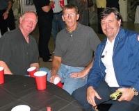 John Carlton, Scott Raulerson, Jack Erdozain
