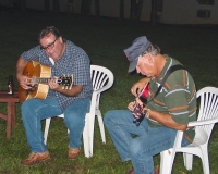 "Henry ""Hank"" Harrison & Carl Smyly"