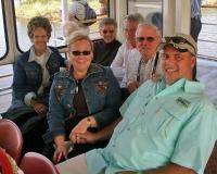 Don Joyce and family