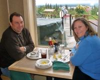 Dave and Pauline Ward