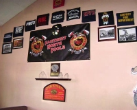 Firefighter Wall